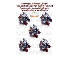 Clipsuri forjate industriale Crosby model G450 stoc Bucuresti