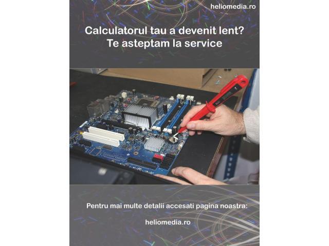 Reparatii calculatoare Cluj-Napoca / Service calculatoare Cluj-Napoca