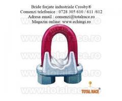 Bride forjate uz industrial Total Race