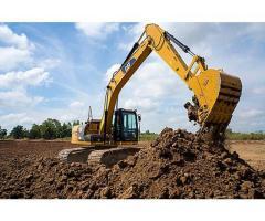 Inchiriez excavator pe senile