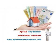 Apartamente de vanzare ieftine in Timisoara, prin agentia imobiliara City Resident