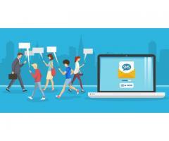 Campanie marketing prin SMS