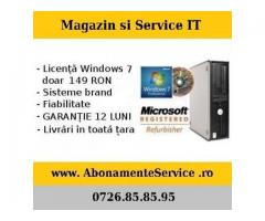 Licenta Windows 149 RON