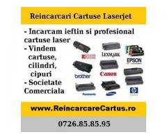 Reincarcari Cartuse Laserjet in Prelungirea Ghencea