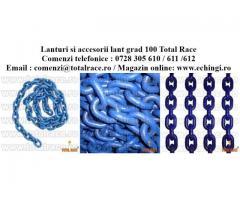 Lanturi si accesorii lant (inele, carlige, cuple, scurtatoare) grad 100 Total Race