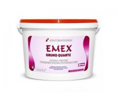 Grund de Amorsare Silicatic cu Cuart pentru Tencuieli EMEX