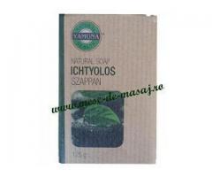 Sapun natural aromaterapeutic cu Ichtyol