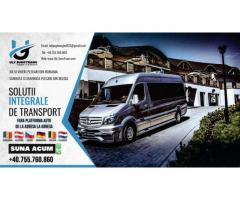 Transport persoane si colete Uly Trans