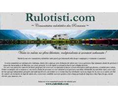 Comunitatea rulotistilor din Romania Brasov