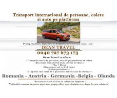 Transport International Persoane Dean Travel