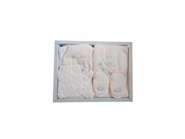 Set cadou baie bebelus 4 piese