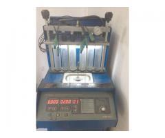 Curatat injectoare cu ultrasunete pentru auto pe benzina