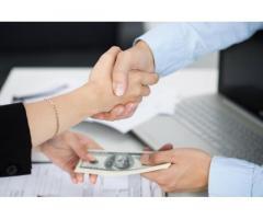 Oferta de împrumut de încredere în cond