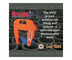 Clesti tuburi beton model IPCC