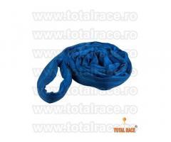 Chingi de ridicare din polyester cu urechi de prindere sau circulare pentru ridicat sarcini