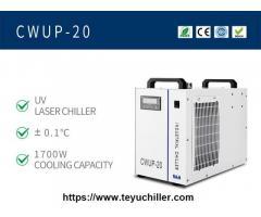 Răcitor de apă cu laser ultrarapid CWUP-20
