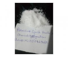 Cianură de înaltă puritate de vânzare: pastile, pulbere și lichid