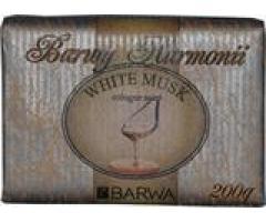 SAPUN BARWA WHITE MUSK 200 GR