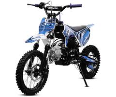 MotoCross DirtBike Thunder 125cc