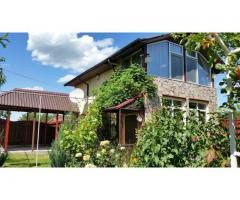 Casa Mobilata si Teren 408 mp in Domnesti, Teghes - 89.000 Euro negociabil