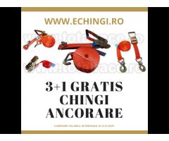 Super oferta 3+1 gratis : chingi de ancorare TOTAL RACE