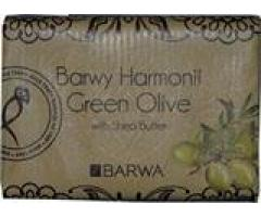 SAPUN BARWA RETRO GREEN OLIVE 200 GR