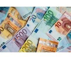 Ofertă de împrumut în bani / ofertă serioasă de credit