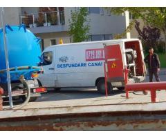 Servicii Vidanjare Bucuresti NON STOP ROGES TOTAL