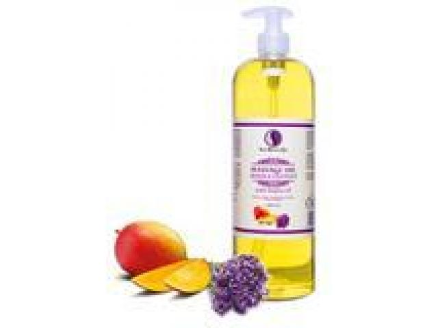 ULEI DE MASAJ DE ARGAN CU MANGO SI LAVANDA SARA BEAUTY SPA 1000 ML