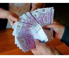 Oferta de împrumut între persoane fizice grave